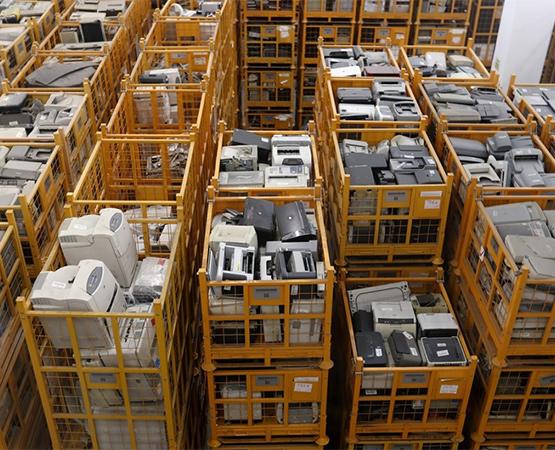 electronic waste disposal