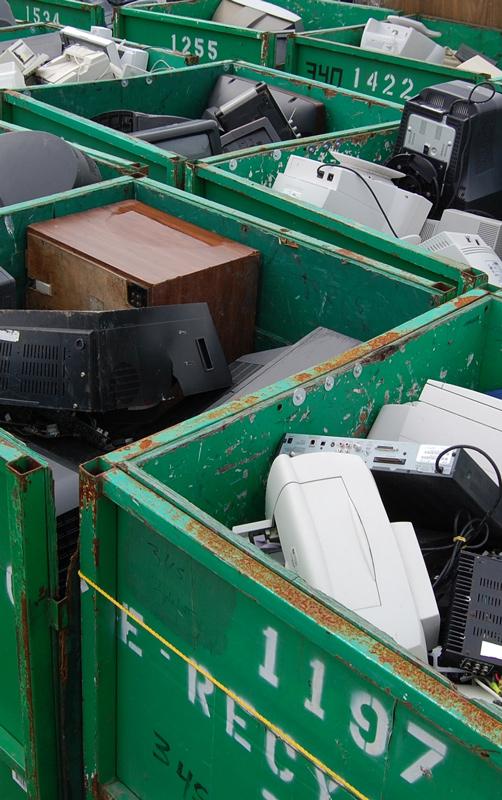 e waste recycling company